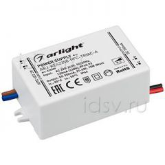 Arlight Блок питания ARJ-KE42350-PFC-TRIAC-A (15W, 350mA)