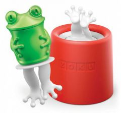 Zoku Форма для мороженного (45 мл) Frog ZK123-011