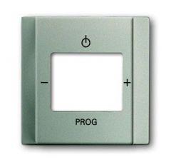 Лицевая панель ABB Impuls цифрого FM-радио шампань-металлик 2CKA008200A0063