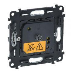 Термостат комнатный электронный Legrand Valena Мех In Matic 8A 230V винтовой зажим 752033