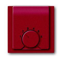 Лицевая панель ABB Impuls терморегулятора ежевика 2CKA001710A3816