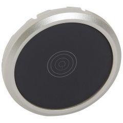 Лицевая панель Legrand Celiane выключателя сенсорного стекло графит 068346