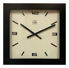 Настенные часы (45x45 см) SARS 0195 Black