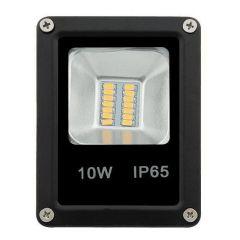 Прожектор светодиодный SWG 10W 3000K FL-SMD-10-WW 002254