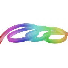 Гибкий неон SWG 11W/m 120LED/m 2835SMD разноцветный 50M 007380