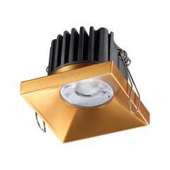 Встраиваемый светодиодный светильник Novotech Metis 358484