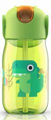 Бутылка для напитков (415 мл) Zoku ZK201-GN