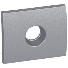 Лицевая панель Legrand Galea Life розетки TV алюминий 771366