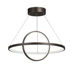 Подвесной светодиодный светильник Vitaluce V4676-2/2S