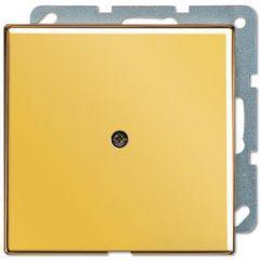 Вывод кабеля Jung LS 990 блеск золота GO2990A