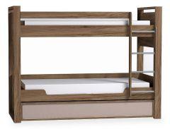 Глазов-Мебель Кровать двухъярусная Nature 90