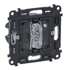 Выключатель с таймером Legrand Valena Мех In Matic 10AX 250V без нейтрали винтовой зажим 752061