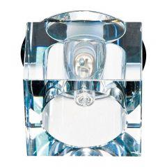 Точечный светильник Feron 17264 JD57B G9 прозрачный, хром