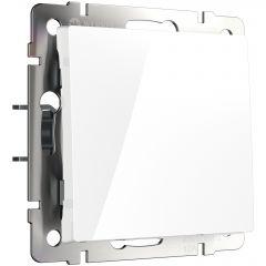 Werkel Выключатель одноклавишный проходной (белый) W1112001