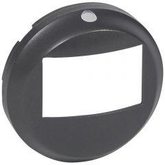 Лицевая панель Legrand Celiane датчика движения графит 067999