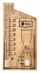 Банные штучки Термометр (28x14x5 см) 18036