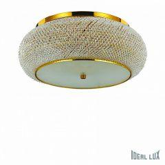 Накладной светильник Ideal Lux Pasha PASHA' PL10 ORO