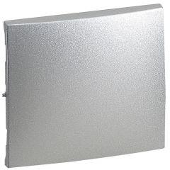 Лицевая панель Legrand Valena выключателя одноклавишного алюминий 770251