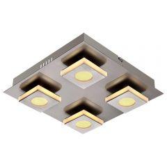 Потолочный светодиодный светильник Globo Cayman 49208-4