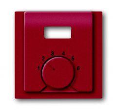 Лицевая панель ABB Impuls терморегулятора ежевика 2CKA001710A3818