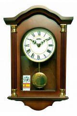 Настенные часы (26x14x40 см) SARS 8536-15 Walnut