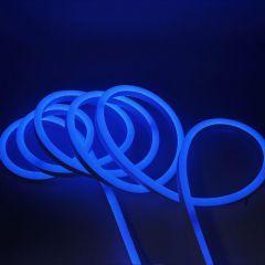 Гибкий неон SWG 6W/m 120LED/m 2835SMD синий 50M 007376