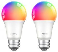 Набор из 2 ламп светодиодных Nitebird Smart bulb WB4-2 pcs/pack