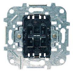 Переключатель 2-клавишный ABB Sky 2CLA812200A1001