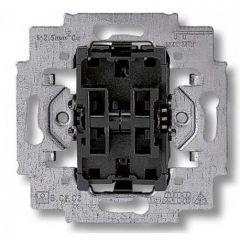 Выключатель 1-клавишный ABB Sky 2CLA810100A1001