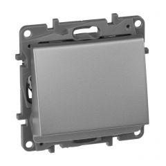 Выключатель карточный Legrand Etika с выдержкой времени и подсветкой алюминий 672493