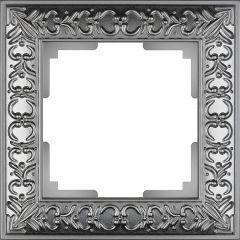 Werkel Рамка на 1 пост (матовый хром) WL07-Frame-01
