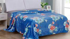 Cleo Плед (180x200 см) Цветы