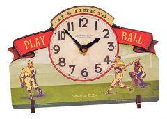 Timeworks Настольные часы (12x19 см) Baseball POTBPB