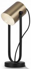 Настольная лампа декоративная Freya Elori FR4004TL-01BBS