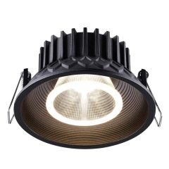 Встраиваемый светодиодный светильник Novotech SPOT NT21 000 BIND 358790