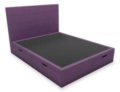 Belabedding Кровать двуспальная Домино 2000x1800