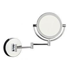 Зеркало с подсветкой Wertmark Luna WE250.01.101
