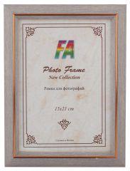 Фоторамка FA пластик Поп-арт миндаль 15х21 (36/1008) Б0034866