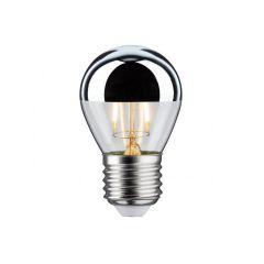 Paulmann Лампа светодиодная E27 2,5W 2700K груша зеркальная 28384