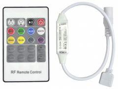 Контроллер-регулятор цвета RGB с пультом ДУ Apeyron Electrics C4-18