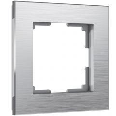 Werkel Рамка на 1 пост (алюминий) W0011706
