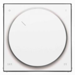 Лицевая панель ABB Sky переключателя на 4 положения альпийский белый 2CLA855400A1101