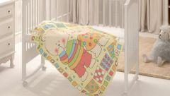 Baby nice Одеяло детское Два медведя
