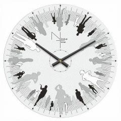 Настенные часы (50 см) Nicole Time