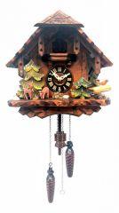 Настенные часы (24x15x30 см) SARS 0427-90