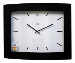 Настенные часы (65x45 см) SARS 0196-1 Black