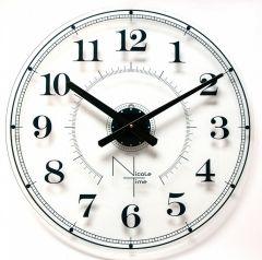 Настенные часы (50x50 см) Nicole Time NT538