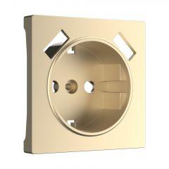 Werkel Накладка для USB розетки (шампань) W1179511