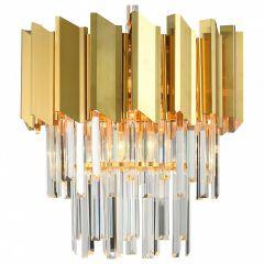 Подвесной светильник Natali Kovaltseva Delta DELTA 79005/6C BRASS
