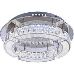 Потолочный светодиодный светильник Globo Silurus 49220-20